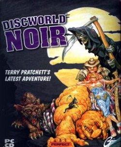 Discworld Noir - Carátula