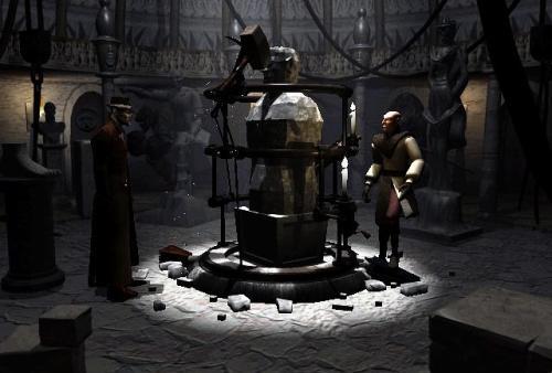 Discworld Noir - Un taller