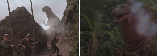 Godzilla vs. King Ghidorah - El Godzillasaurus