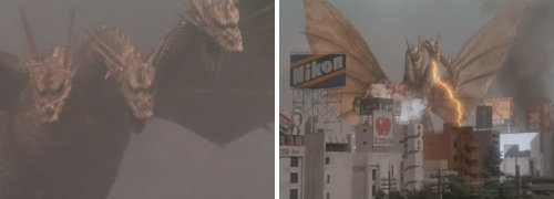 Godzilla vs. King Ghidorah - King Ghidorah