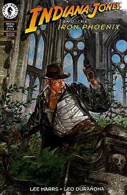 Indiana Jones Omnibus 2 - El Fénix de Hierro