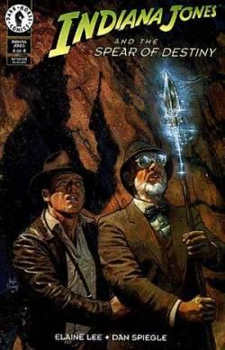 Indiana Jones Omnibus 2 - La Lanza del Destino