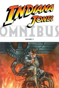 Indiana Jones Omnibus 2 - Portada
