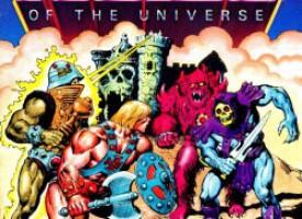 'He-Man y la Espada de Poder', el minicómic