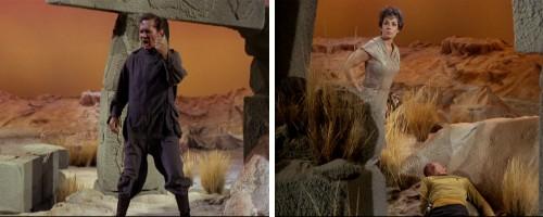 Star Trek: La trampa humana - Crater y su esposa