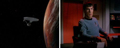 Star Trek: La trampa humana - Enterprise y Spock al mando