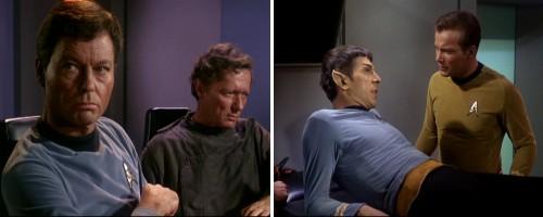 Star Trek: La trampa humana - El interrogatorio de Crater y la fuga de la criatura