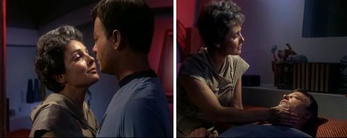 Star Trek: La trampa humana - La falsa Nancy y McCoy