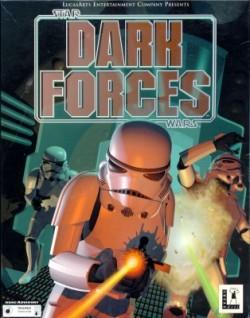 Star Wars: Dark Forces - Carátula