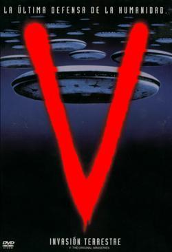V, la miniserie - Portada