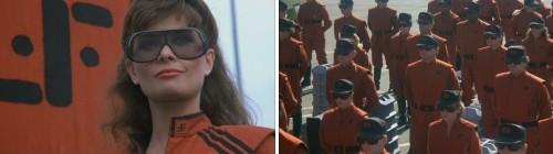 V, la miniserie - Diana y desembarco de tropas
