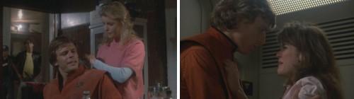 V, la miniserie - Donovan y Julie, y Brian y Robin