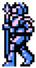 Castlevania de NES - Caballero Negro