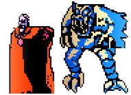 Castlevania de NES - El Conde
