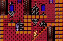 Castlevania de NES - Fase 2