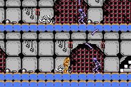Castlevania de NES - Fase 5