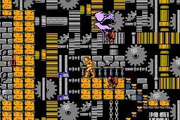 Castlevania de NES - Fase 6