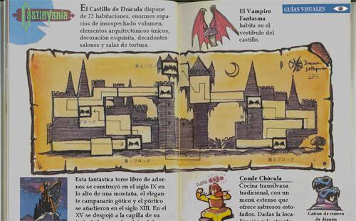 Castlevania de NES - Guía de viaje