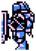 Castlevania de NES - Hombre del Hacha
