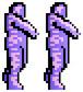 Castlevania de NES - Momias