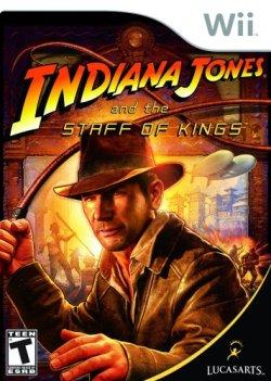 Indiana Jones y el Cetro de los Reyes - Carátula