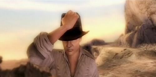 Indiana Jones y el Cetro de los Reyes - Calándose el sombrero