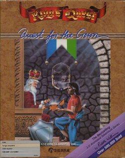 King's Quest I - Carátula