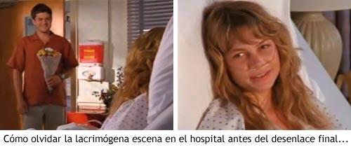Dawson Crece - Jen en el Hospital