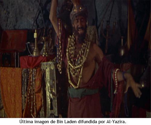 Simbad y la princesa - Bin Laden