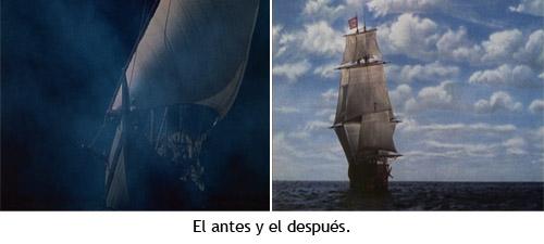 Simbad y la princesa - El barco mágico