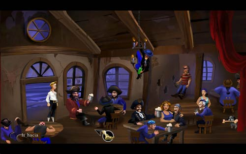Monkey Island SE - Scumm Bar