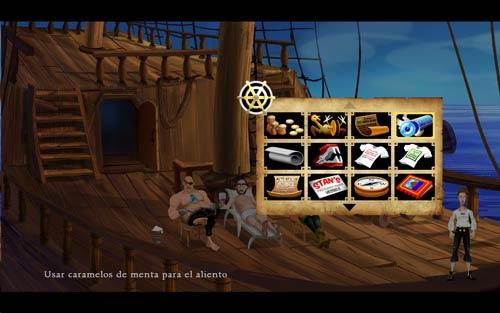 Monkey Island SE - Inventario