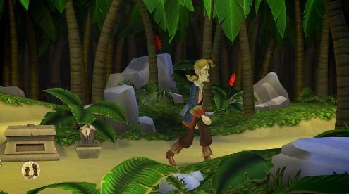 Tales of Monkey Island - Paseando por la jungla