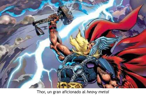 Top 5: Discos de heavy metal - Thor