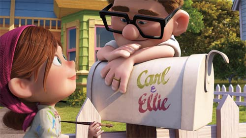 Up - Carl y Ellie