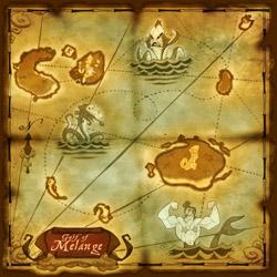 Tales of Monkey Island (II) - Mapa