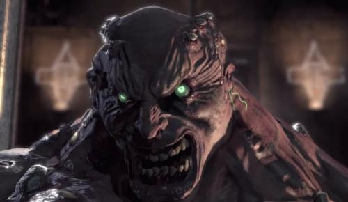 Batman: Arkham Asylum - Titán