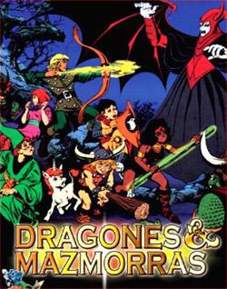 Dragones y Mazmorras - Portada