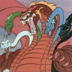 Dragones y Mazmorras - Tiamat