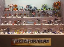 Exposición de 'Transformers' en Madrid