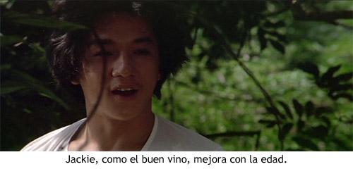 La furia de Jackie - Jackie Chan