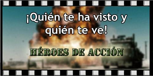 QTV: Héroes de acción - Portada