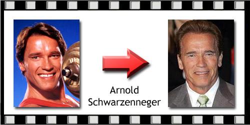 QTV: Héroes de acción - Arnold Schwarzenneger
