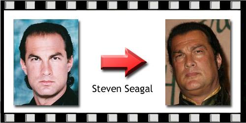 QTV: Héroes de acción - Steven Seagal