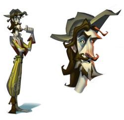 Tales of Monkey Island (III) - Coronado De Cava
