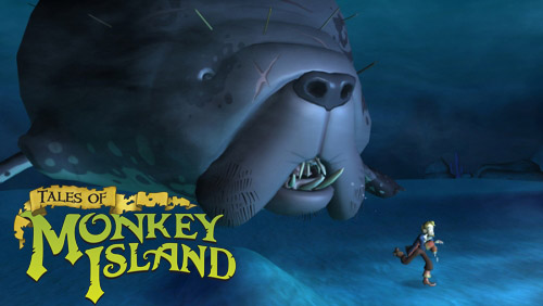 Tales of Monkey Island (III) - Portada