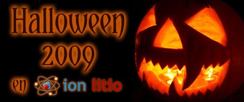 ion litio - Halloween 2009
