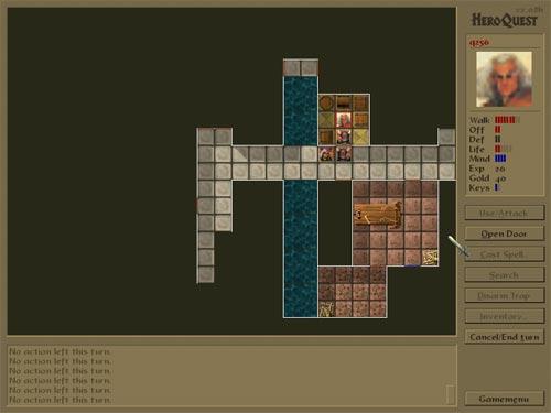 HeroQuest - El videojuego de PC