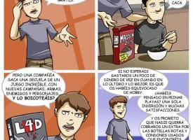 El boicot hipócrita de 'Left 4 Dead 2'