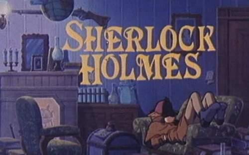Sherlock Holmes, la serie - Intro